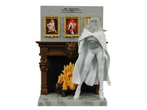 Marvel Select Emma Frost (White Queen) Diamond Clear Variant Action Figure