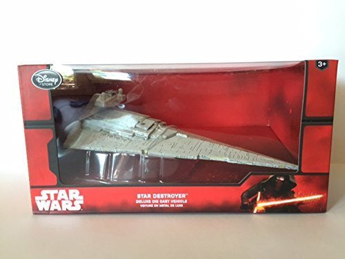 Star Wars - DISNEY EXCLUSIVE Star Destroyer Deluxe Die Cast Vehicle