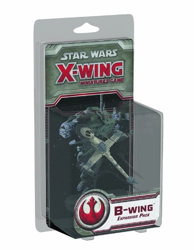 Star Wars X-Wing: B-Wing Expansion Pack Game