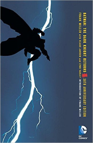 BATMAN: THE DARK KNIGHT RETURNS 30TH ANNIVERSARY EDITION HC