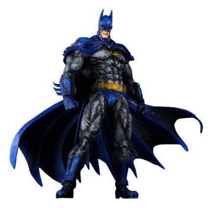 Square Enix Batman Arkham City: Play Arts Kai Batman 70's Version Action Figure