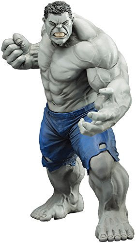 "Marvel Avengers Grey Hulk 10"" ARTFX+ Statue 2014 SDCC Comic Con Exclusive"