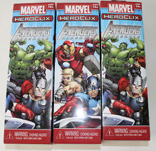 Heroclix Marvel Avengers Assembles Booster Packs