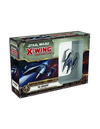 Star Wars X-Wing: IG-2000 Expansion Pack
