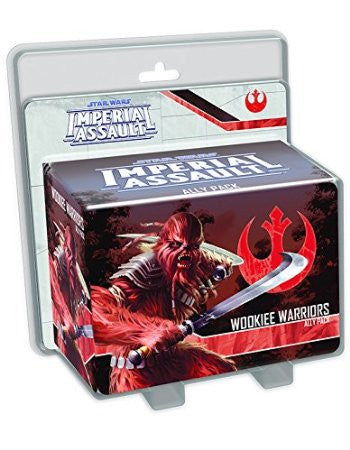Stars Wars Imperial Assault: Wookiee Warriors Ally Pack