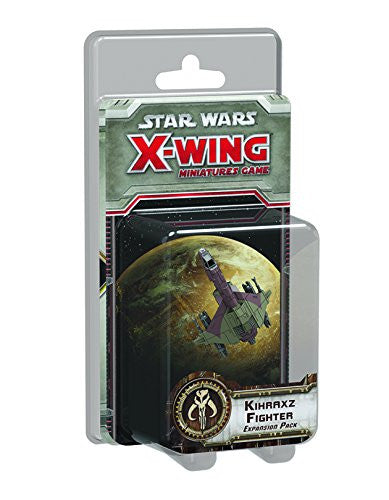 Star Wars: X-Wing: Kihraxz Fighter Board Game