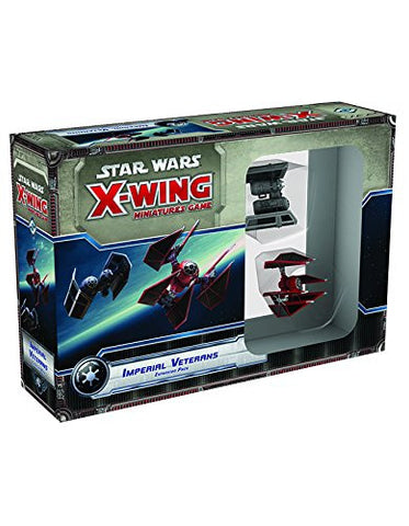 Star Wars X-Wing: Imperial Veterans Expansion Pack