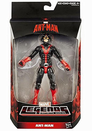 "Marvel Legends Ant-Man Figure, Marvel Legends Infinite Series, 6"" Figure, Walgreens Exclusive"