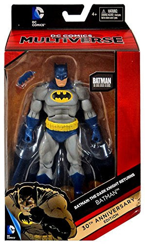 Batman The Dark Knight Returns Multiverse 30th Anniversary Edition