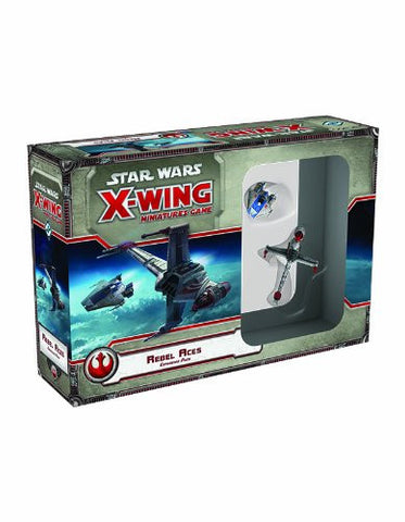 Star Wars X-Wing: Rebel Aces Expansion Game