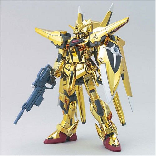 Gold Oowashi Akatsuki Gundam 1/144 Model Kit HG