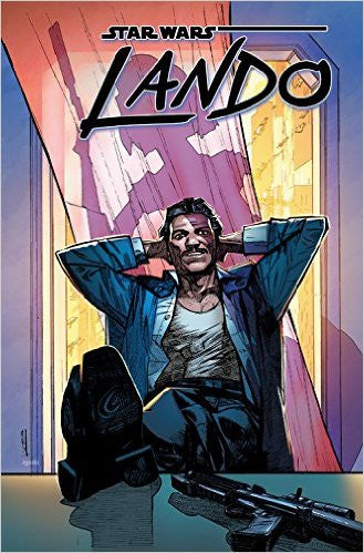 Star Wars: Lando Trade Paper Back