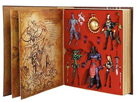 SDCC 2015 Doctor Strange Marvel Legends Figures Set
