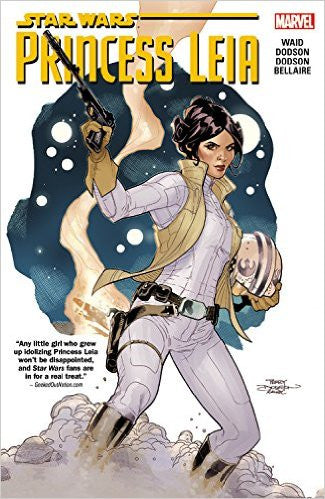 Star Wars: Princess Leia TPB
