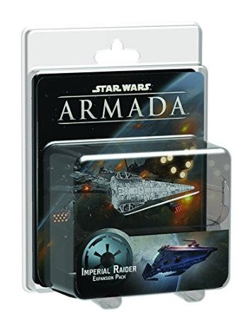 Star Wars Armada: Imperial Raider Expansion Pack Board Game