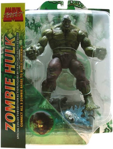 Marvel Select: Zombie Hulk Action Figure