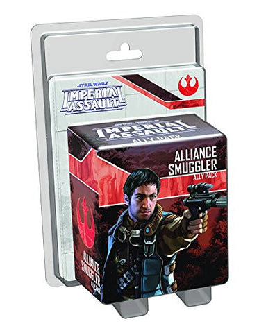 Imperial Assault: Alliance Smuggler Ally Pack Board Game