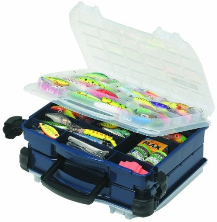 Plano Double Cover Two Sided Tackle Organizer