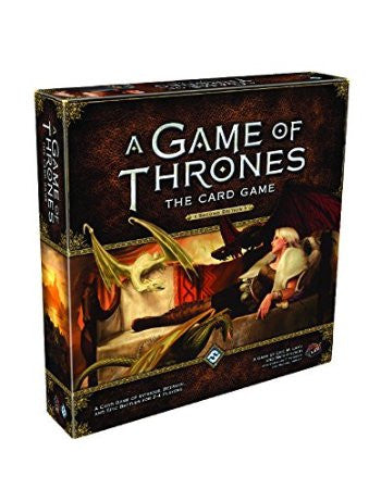 Game of Thrones: The Card Game Second Edition