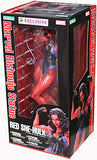 Marvel Comics Red She-hulk Bishoujo Statue 2015 Sdcc Exclusive.