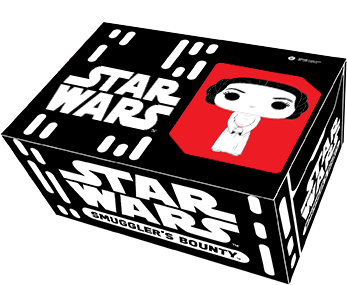 Star Wars smugglers bounty box 40th anniversary funko box