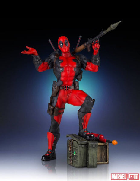 Marvel Deapool Statue by Gentle Giant Ltd