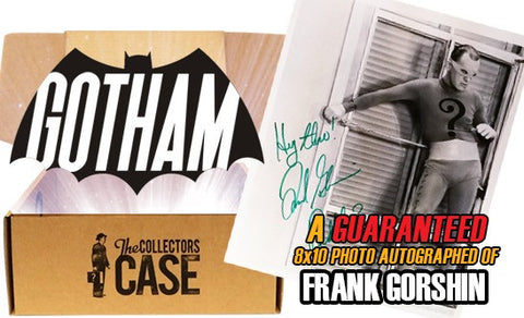 The collector's case loot box Gotham box