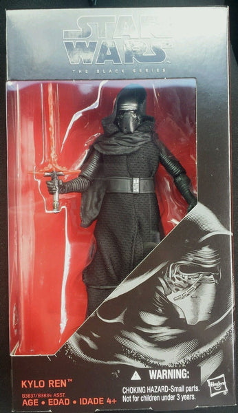 PRE ORDER STAR WARS BLACK SERIES KYLO REN 6""