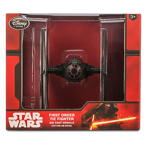 Star Wars: The Force Awakens First Order TIE Fighter Die Cast Vehicle