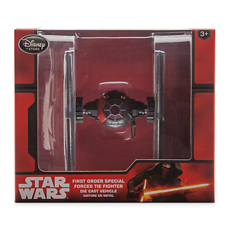 Star Wars: The Force Awakens First Order Special Forces TIE Fighter Die Cast Vehicle