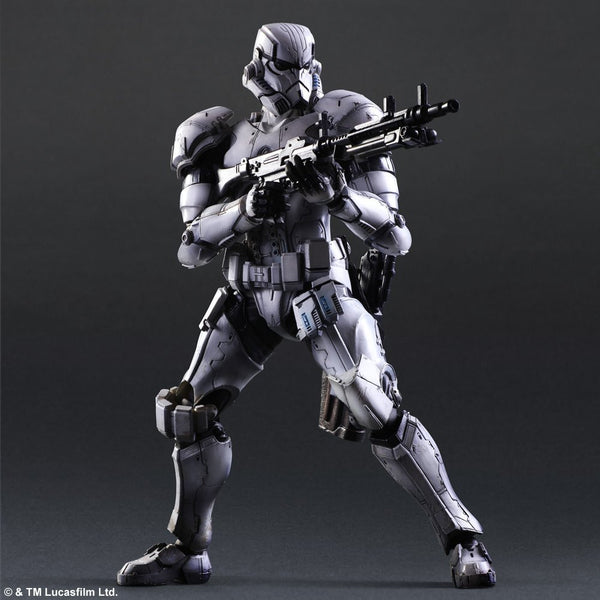 STAR WARS VARIANT PLAY ARTS Kai Stormtrooper