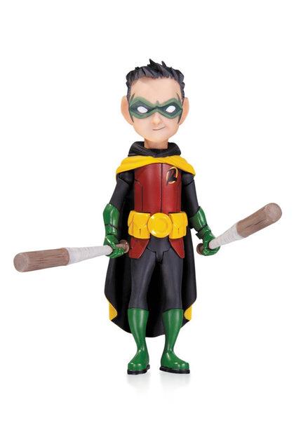 DC Collectibles Batman Lil Gotham: Robin Mini Action Figure