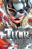 THOR VOLUME 1: THE GODESS OF THUNDER HC (BY JASON AARON AND RUSSELL DAUTERMAN)
