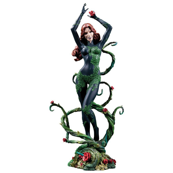 DC Collectibles Comics Cover Girls: Poison Ivy Statue