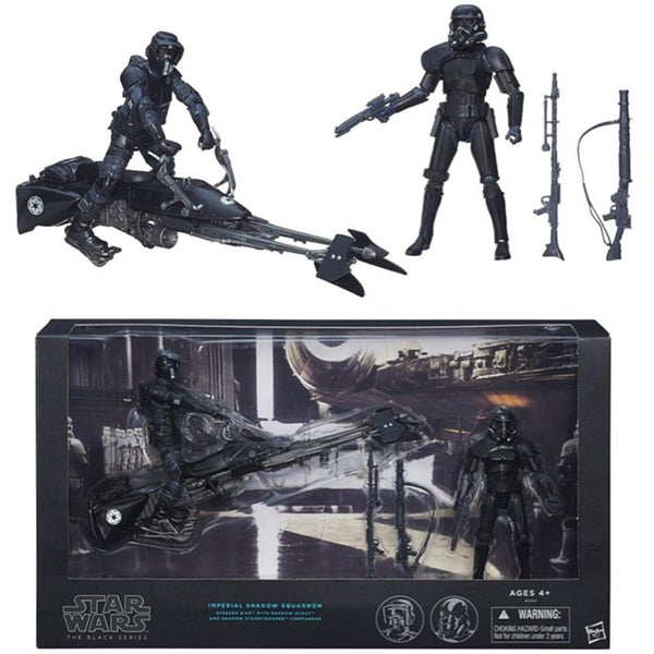"STAR WARS BLACK SERIES 6"" Star Wars Imperial Shadow Squadron Set"
