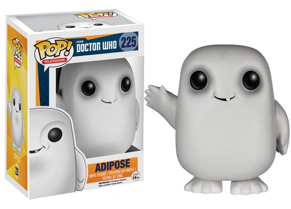 Funko POP TV: Doctor Who Adipose Action Figure
