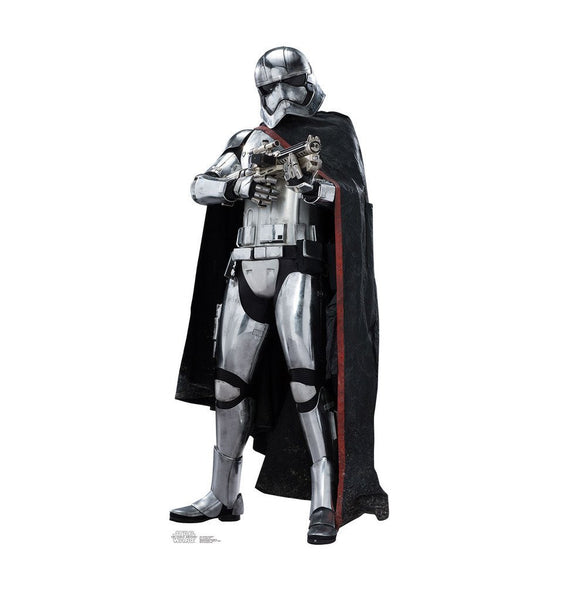 Captain Phasma - Star Wars Episode VII: The Force Awakens - Advanced Graphics Life Size Cardboard Standup