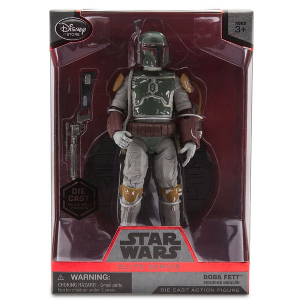 Disney Die Cast Boba Fett Elite Series