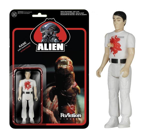 Funko Reaction: Alien Chestburster Kane Action Figure
