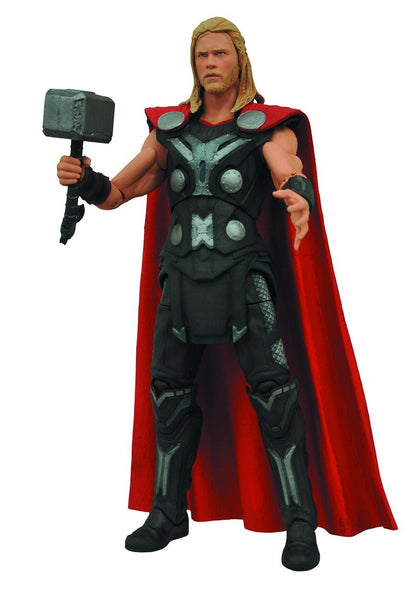 Diamond Select Toys Marvel : Avengers Age of Ultron Movie - Thor Action Figure