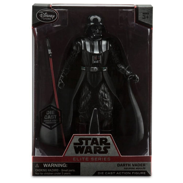 "PRE ORDER DISNEY EXCLUSIVE STAR WARS ELITE 6"" Die Cast Metal Darth Vader"