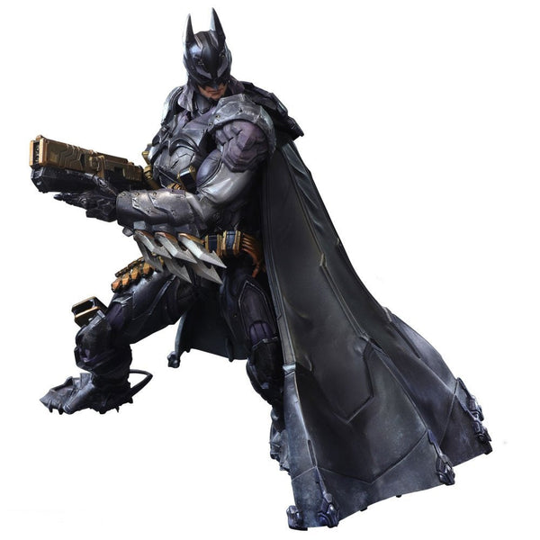 "Square Enix Batman Armored Variant ""DC Comics"" Play Arts -KAI- Action Figure"