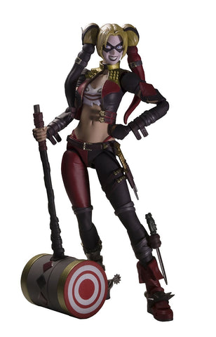 "BANDAI Tamashii Nations S.H. Figuarts Harley Quinn ""Injustice Ver."" Action Figure"