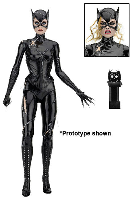Batman Returns 1 4 Scale Action Figure Catwoman