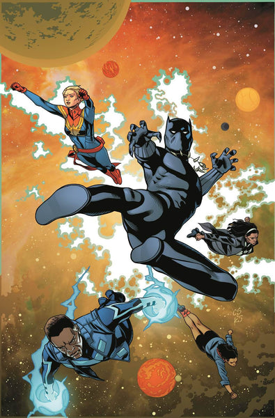 Ultimates Vol 4 #3 Cover B Incentive Chris Sprouse Variant Cover