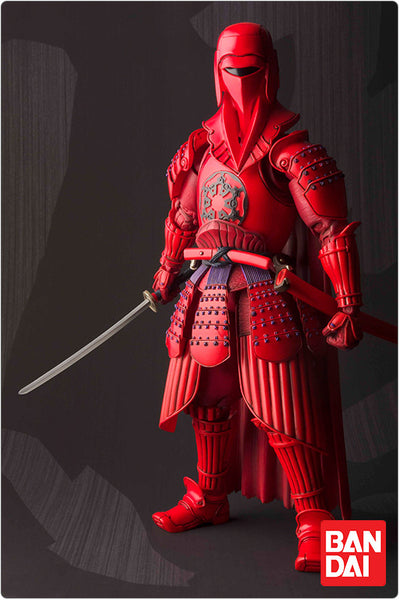 Bandai samurai Star Wars royal guard - promotional deal