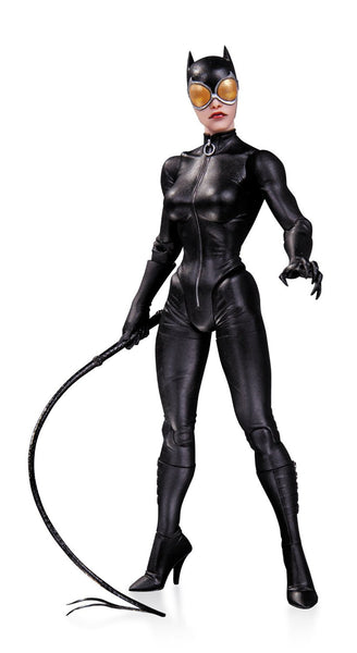 DC Collectibles DC Comics Designer Action Figures Series 2: Catwoman Figure by Greg Capullo