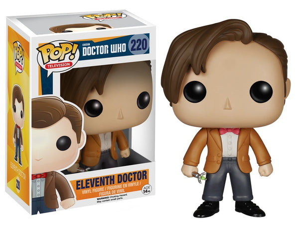 Pre Order  Funko 4628 POP TV: Doctor Who Dr #11 Action Figure