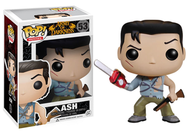 Funko POP Movies: Evil Dead - Ash Vinyl Figure