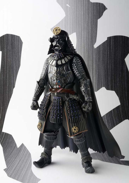 "BANDAI Tamashii Nations Movie Realization Samurai General Darth Vader ""Star Wars"" Action Figure"